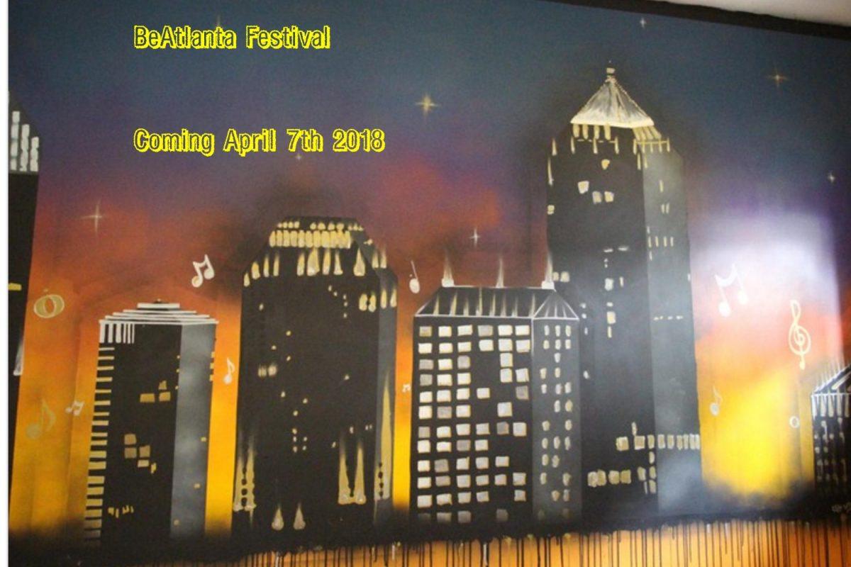 BeAtlanta Festival FEATURED ARTIST – COMING SOON!
