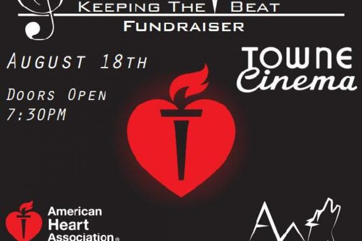 CHARITY SHOW ALERT :: Keeping the Beat Fundraiser show w/ local Atlanta bands – Fri 8/18/17