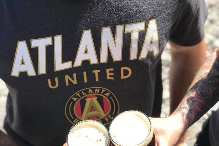 #beerAtlanta :: new beer release from Atlanta's Arches Brewery – 'United in Red' – Release is Sat 3/3/18