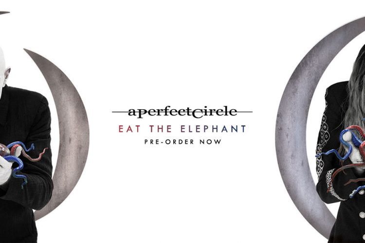 """STREAM :: New Track from A Perfect Circle – """"So Long, and Thanks for All The Fish."""""""