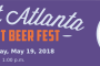 #beerAtlanta :: 15th annual East Atlanta Beer Festival :: Sat May 19th