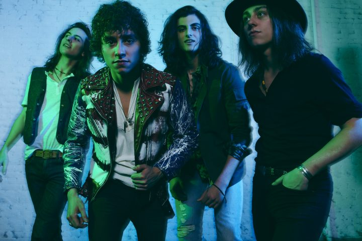 VIDEOS + SHOW ALERT :: Greta Van Fleet at Shaky Knees 2018