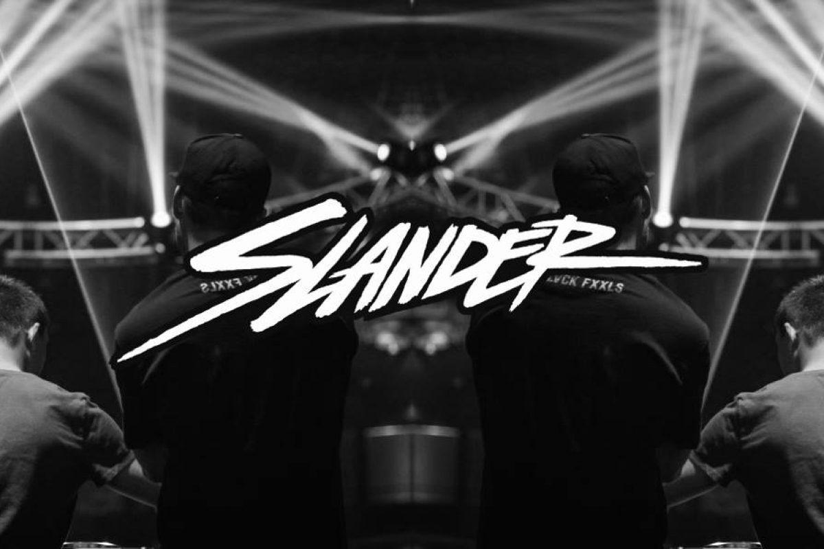 INTERVIEW + STREAM :: Slander