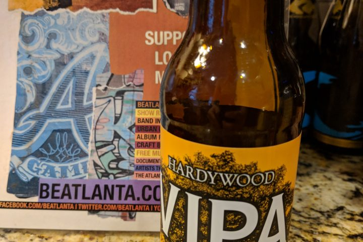 "#beerAtlanta :: newly released in Georgia – ""VIPA"" from Virginia's Hardywood Brewery"