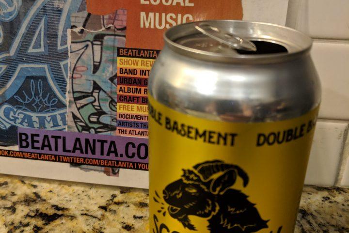 #beerAtlanta :: Scofflaw Brewery – Double Basement Double IPA