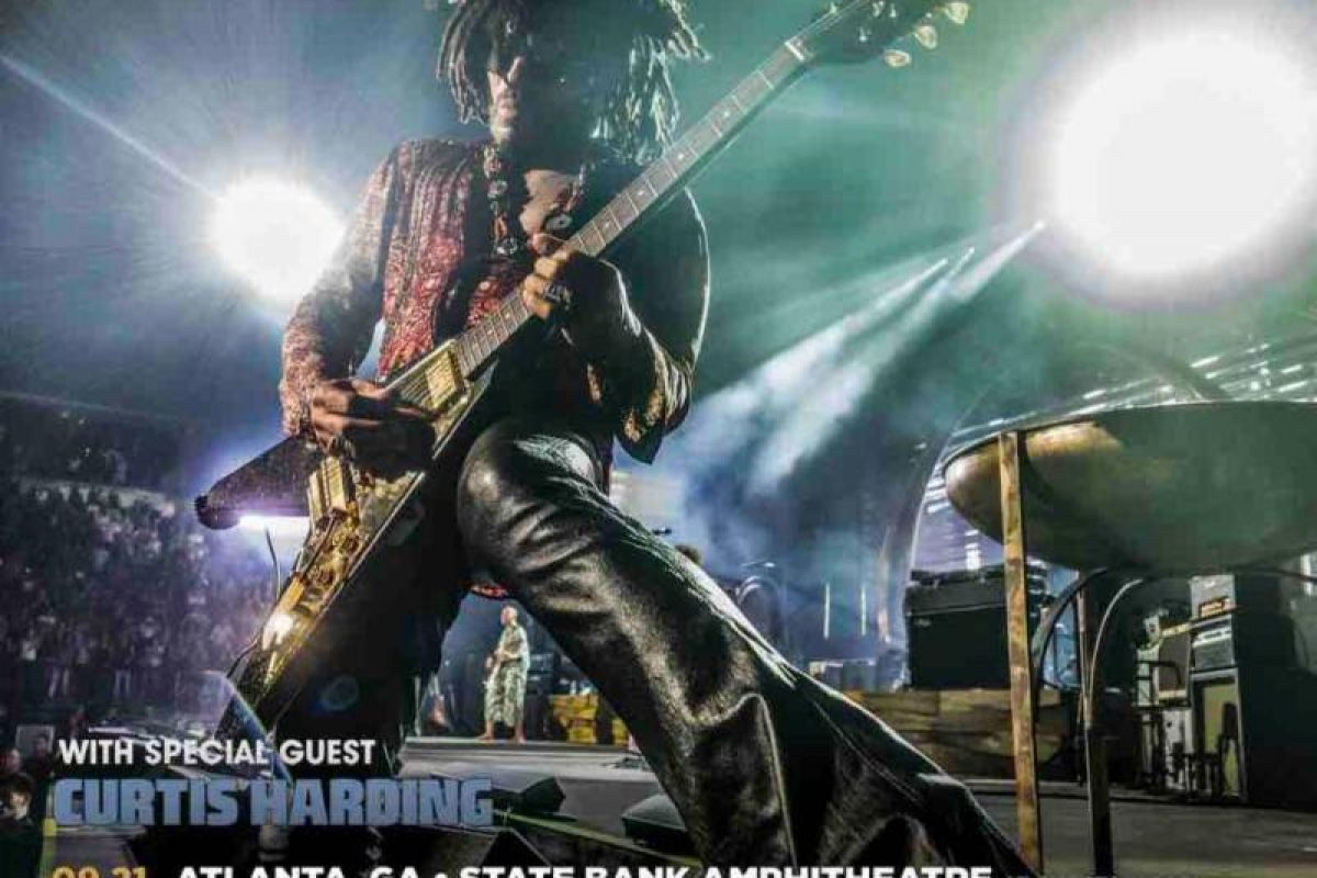 LENNY KRAVITZ TO HIT THE ROAD IN NORTH AMERICA THIS FALL WITH OPENER CURTIS HARDING & NEW ALBUM RAISE VIBRATION ARRIVES SEPTEMBER 7 VIA BMG