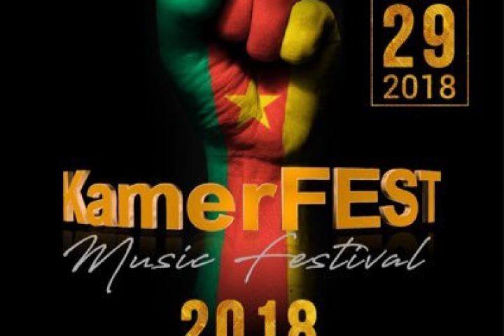 Grammy Awards Voting Member Sponsors the 2018 KamerFEST Music Festival
