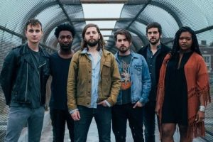 INTERVIEW  + MUSIC VIDEO :: WELSHLY ARMS at HANGOUT FESTIVAL 2018