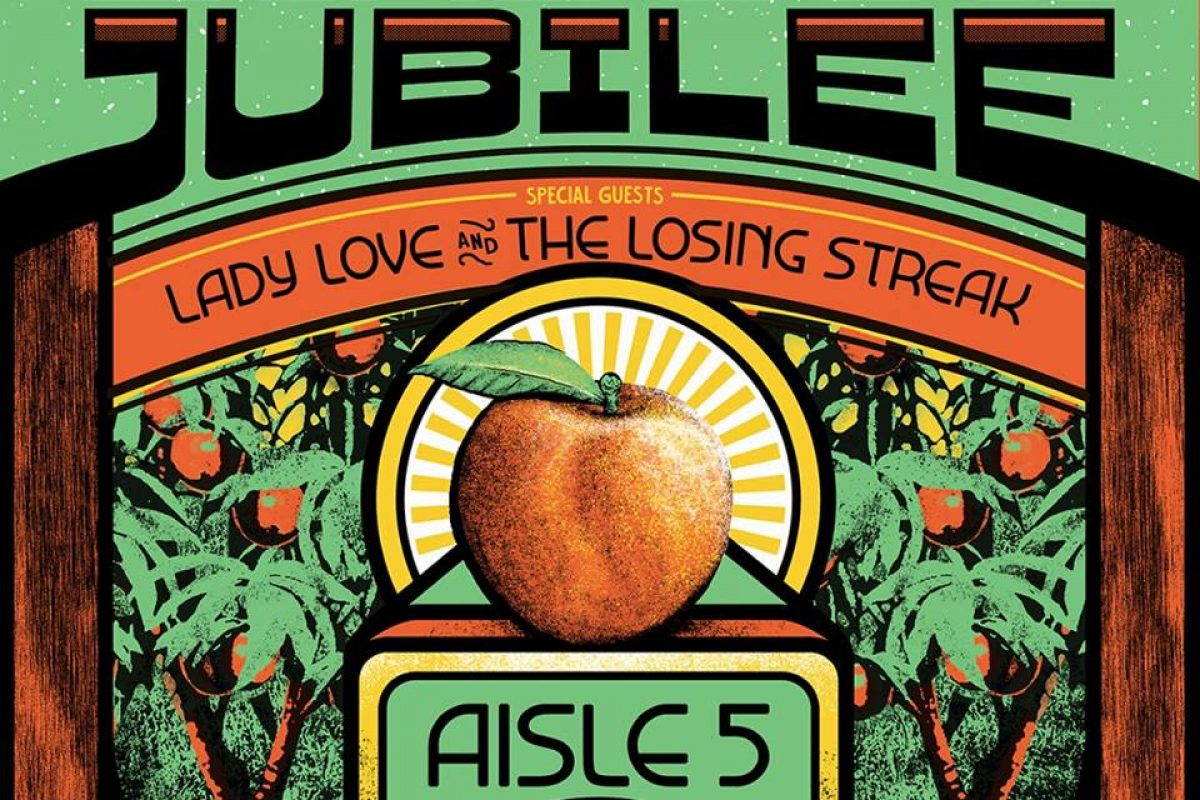 SHOW REVIEW:: BIRD DOG JUBILEE AT AISLE 5