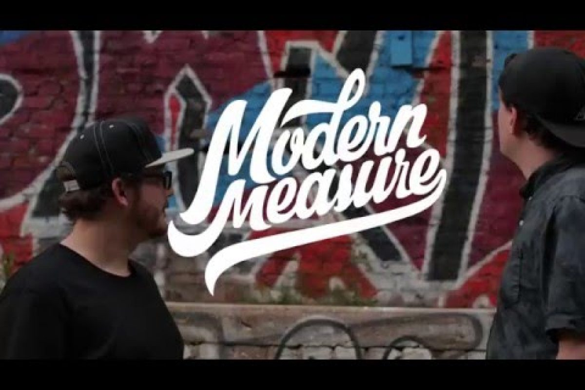 "NEW ALBUM:: MODERN MEASURE ""COLD ENOUGH FOR FIRE"" & SHOW AT AISLE 5 ON SEPTEMBER 8, 2018"