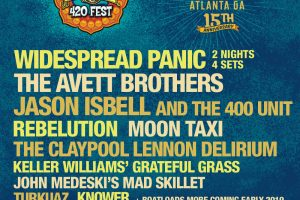 Sweetwater 420 Fest 2019 – Initial Lineup Announced