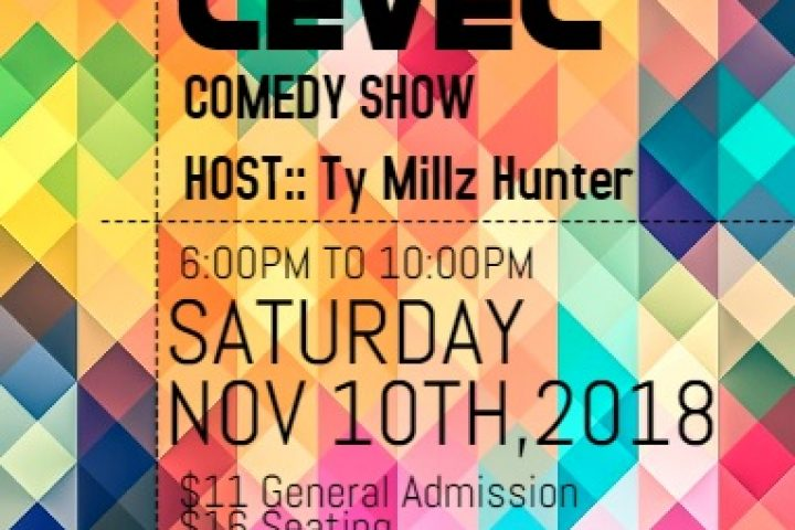 COMEDY SHOW AT THE BEATLANTA HOUSE :: NEW LEVEL COMEDY SHOW – SAT 11/10/18 – LINEUP ANNOUNCED