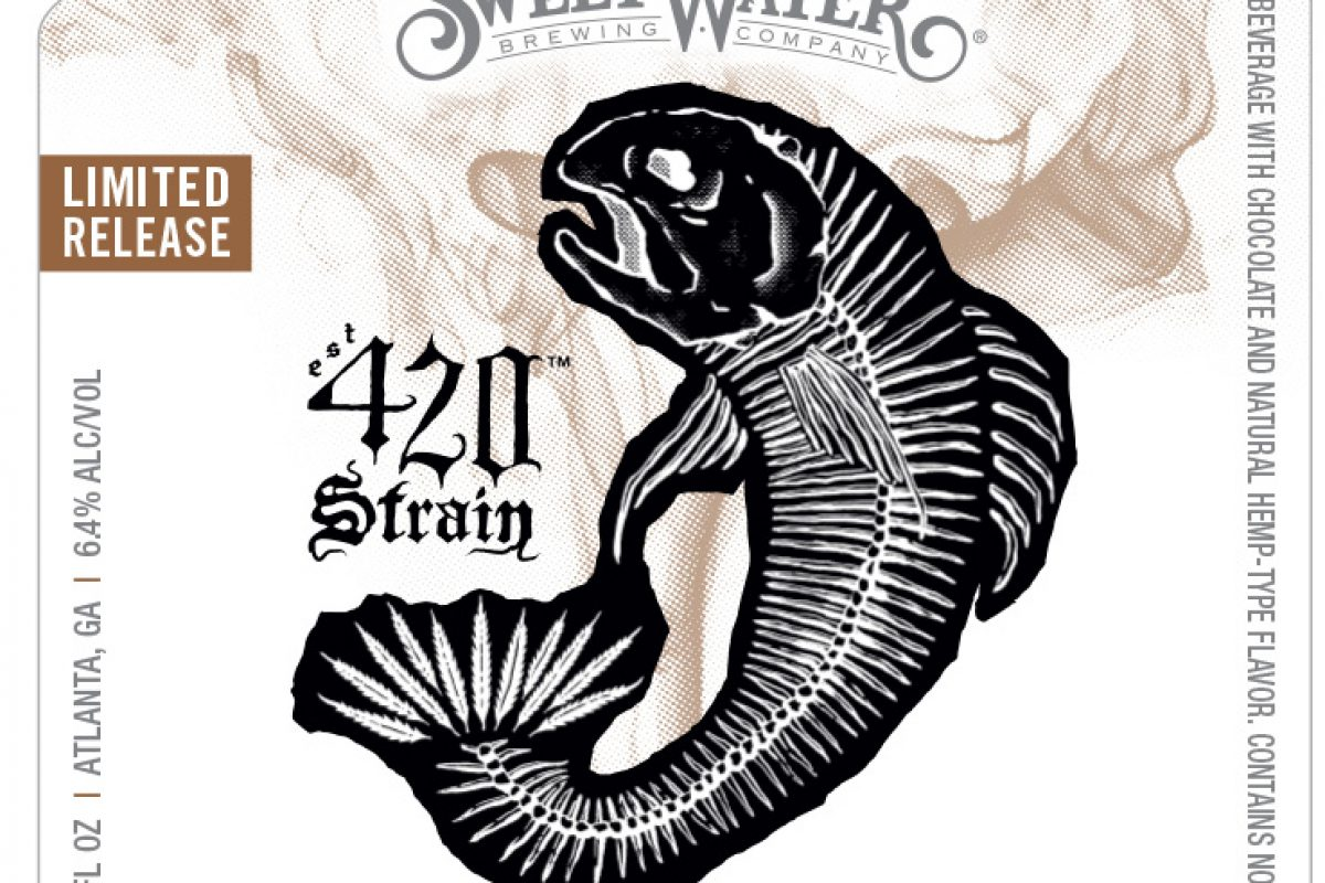 #beerAtlanta :: new Beer from Sweetwater – Chocolope Stout – the latest in their 420 Strain Series