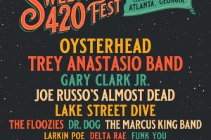 Sweetwater 420 Fest 2020 Initial Lineup Announced!