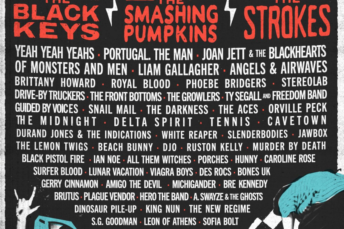 Shaky Knees 2020 – Lineup & Tickets available now!