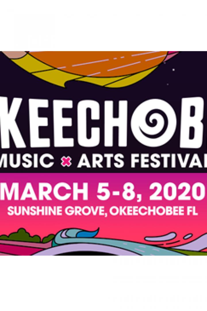 FESTIVAL ALERT:: Okeechobee Music & Arts Festival March 5-8, 2020