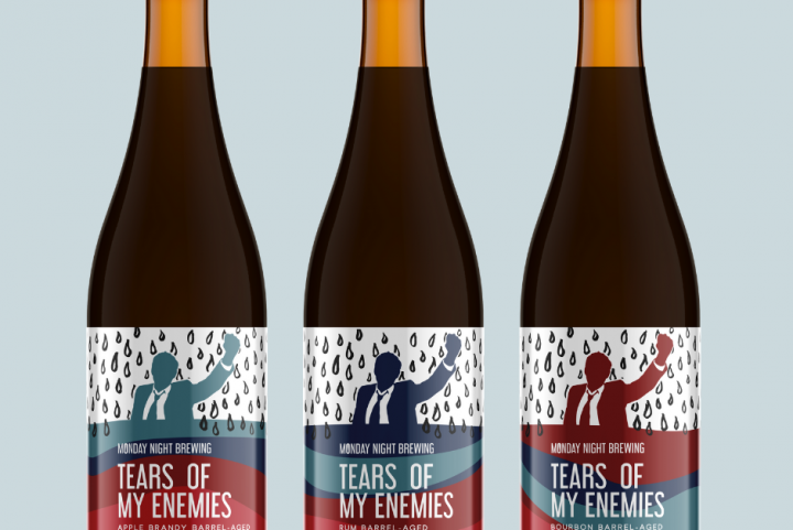 #beerAtlanta :: new beers from Monday Night Garage – Tears of my Enemies is back w/ 4 variations