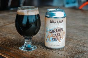 #beerAtlanta :: New Beer from Wild Leap Brewery (LaGrange, GA) – Caramel Cake Stout