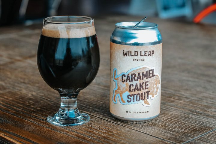 #beerAtlanta :: New Beer from Wild Leap Brewery (LaGrange, GA) – Caramel Cake Stout