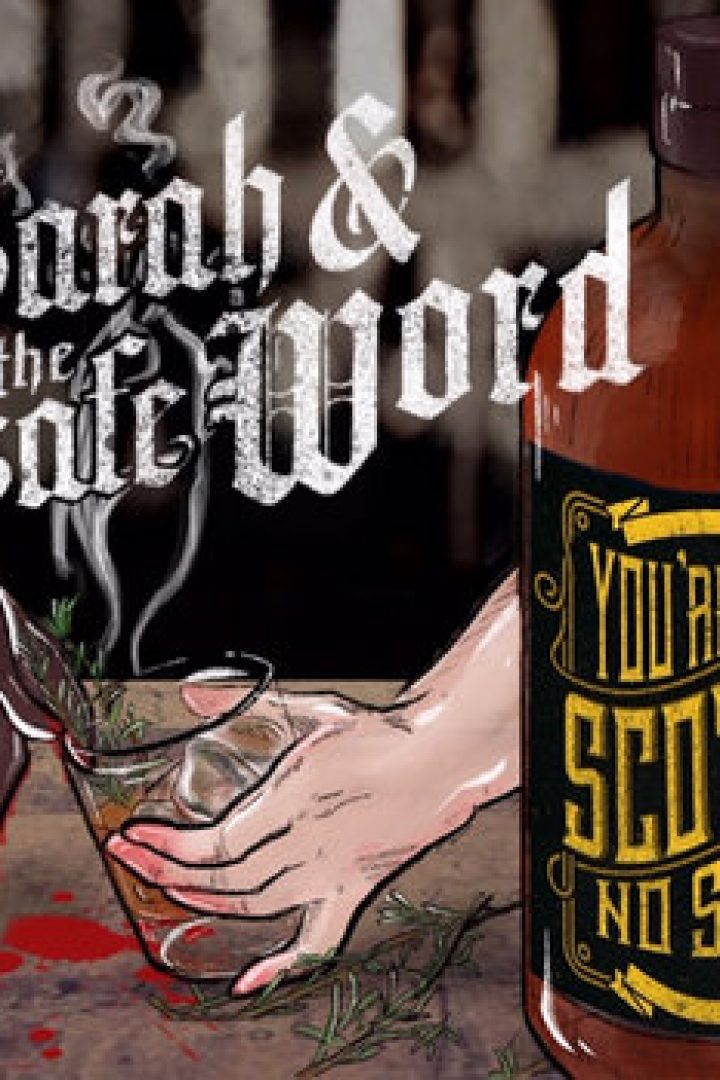 """OFFICIAL MUSIC VIDEO :: New single """"You're All Scotch, No Soda"""" from Atlanta's Sarah And The Safe Word"""