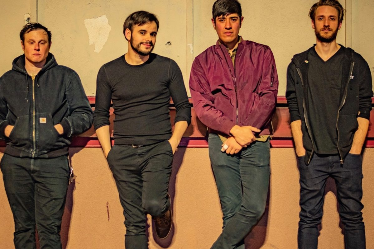 INTERVIEW + TRACK PREMIERE:: Secret Towns (ATL) :: info on their debut EP + Stream the new track 'Hand in Hand'