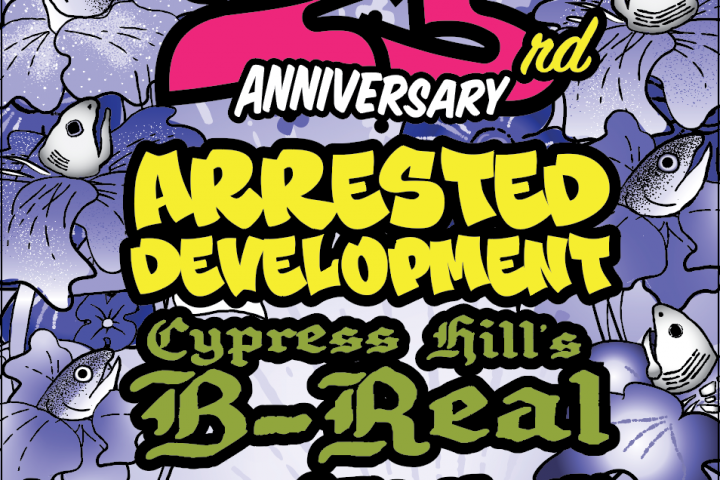 #beerAtlanta :: Sweetwater Brewery's 23rd Anniversary party w/ B-Real (of Cyprus Hill) + Arrested Development + Dumpstaphunk – 2/15/20