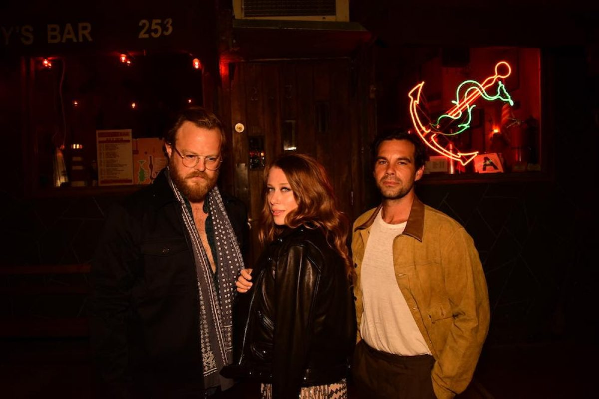 "STREAM AND BUY :: The new album ""Half Moon Light"" by The Lone Bellow + Press Release & Tour Info"