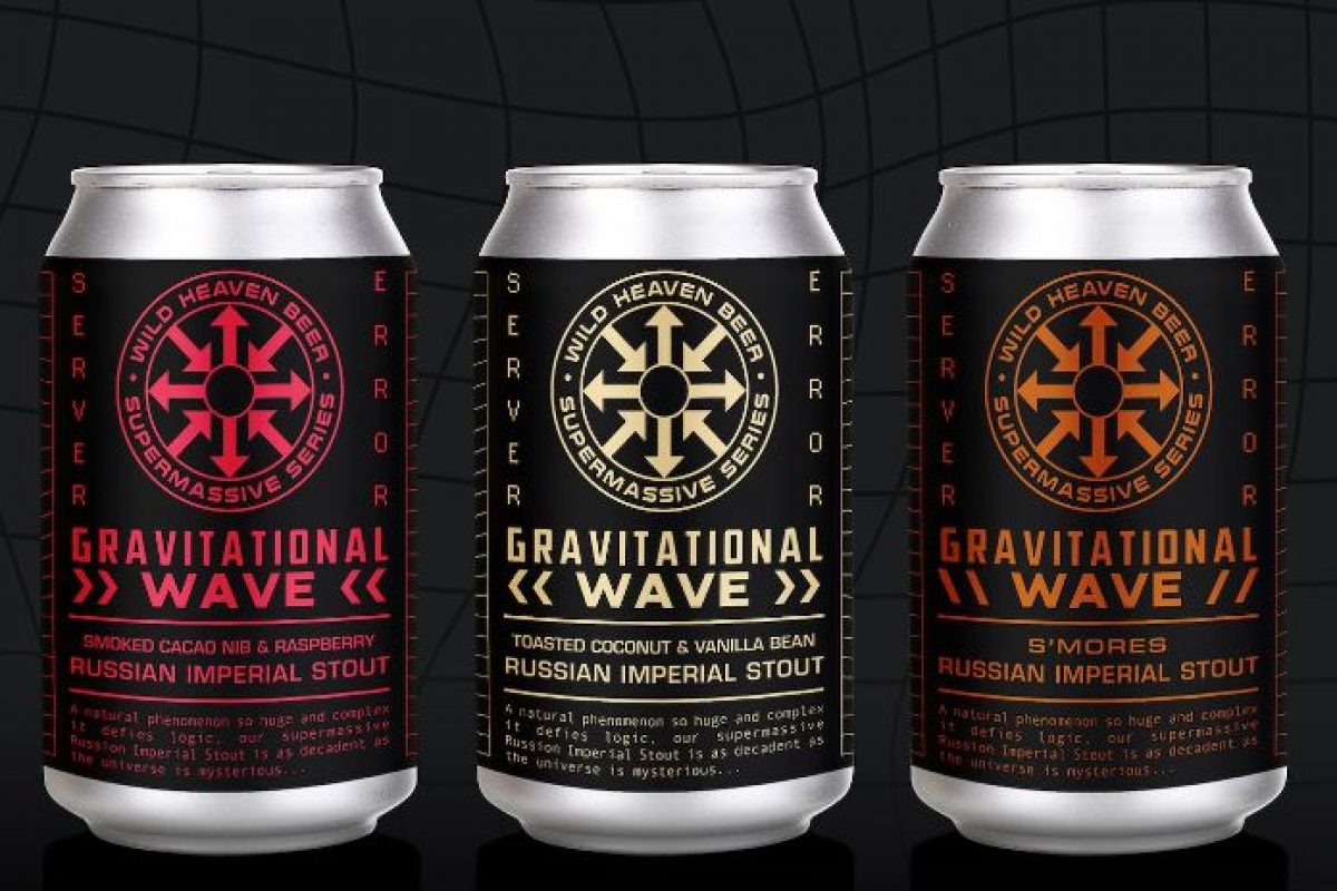 #beerAtlanta – Gravitational Wave from Wildheaven Brewery is back, in 3 tasty variations!