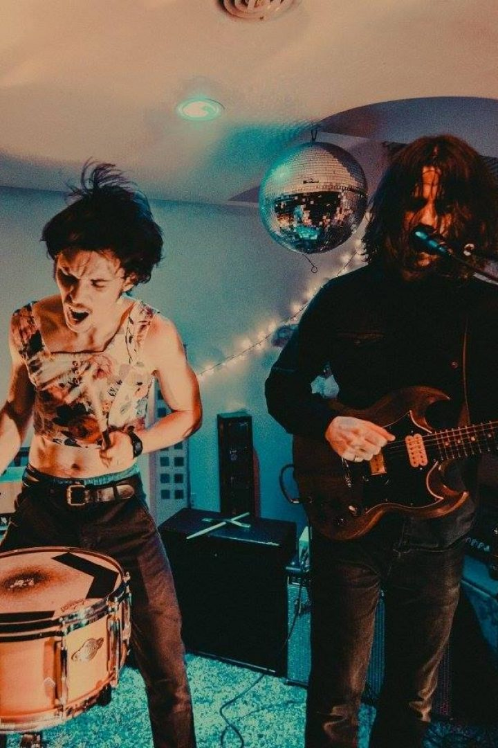 OFFICIAL VIDEO + STREAM The debut self titled album from VA band Illiterate Light